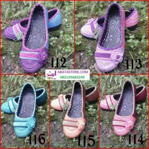 sepatu rajut 112-116
