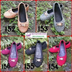 sepatu rajut 152-156