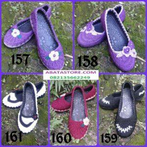 sepatu rajut 157-161