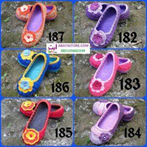 sepatu rajut 182-187