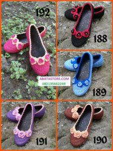 sepatu rajut 188-192