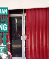Service pintu besi folding gate Ambarketawang gamping